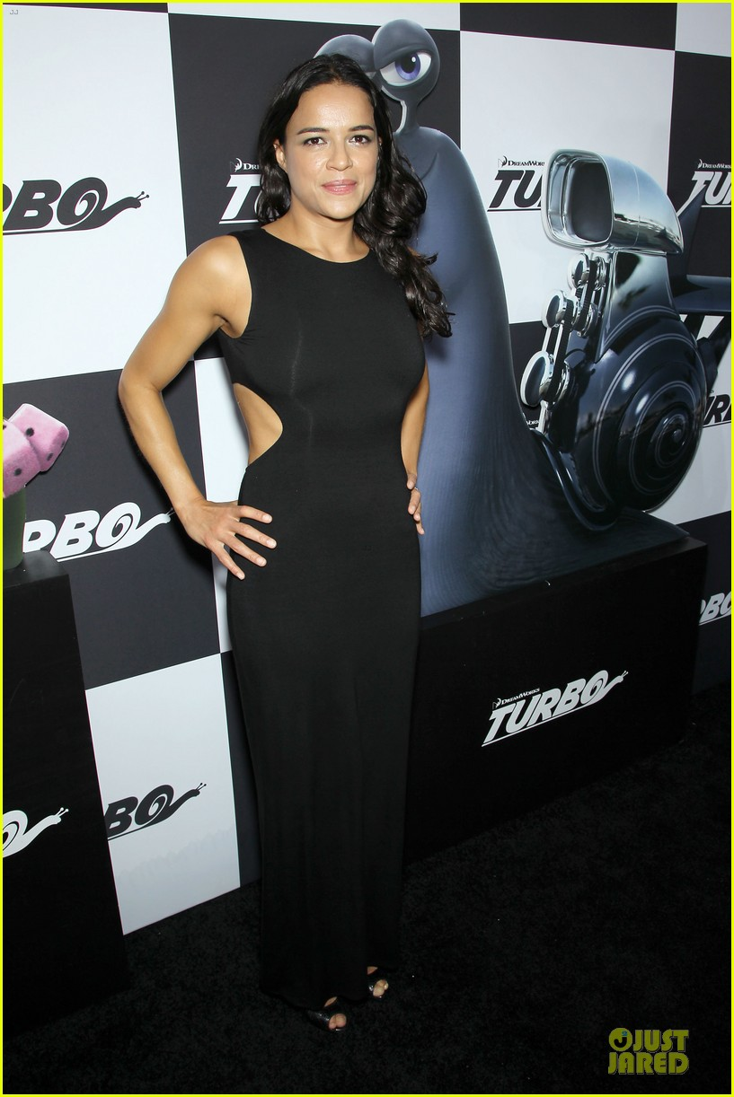 michelle rodriguez paul giamatti turbo nyc premiere 24