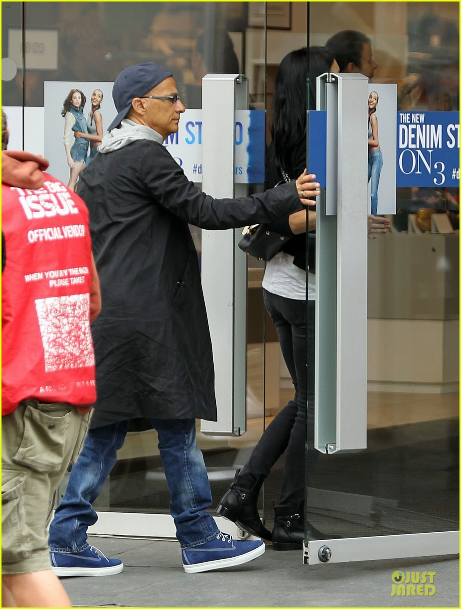 liberty ross jimmy iovine oxford street shopping pair 03