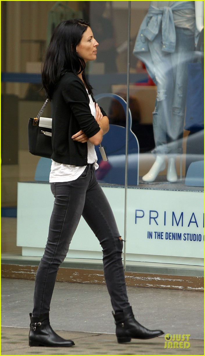 liberty ross jimmy iovine oxford street shopping pair 052920262