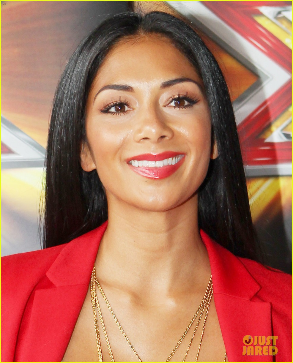 nicole scherzinger x factor uk cardiff auditions 062903818