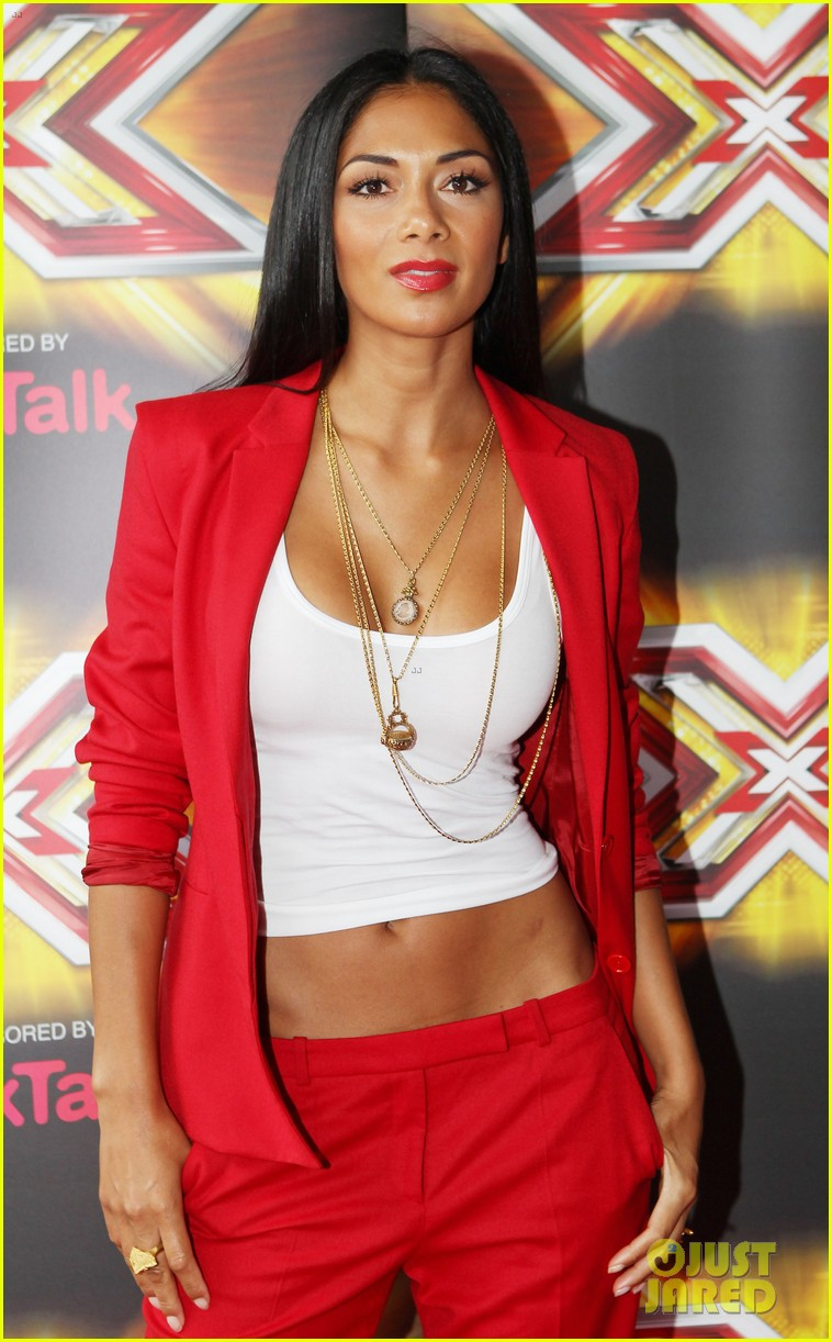 nicole scherzinger x factor uk cardiff auditions 102903822