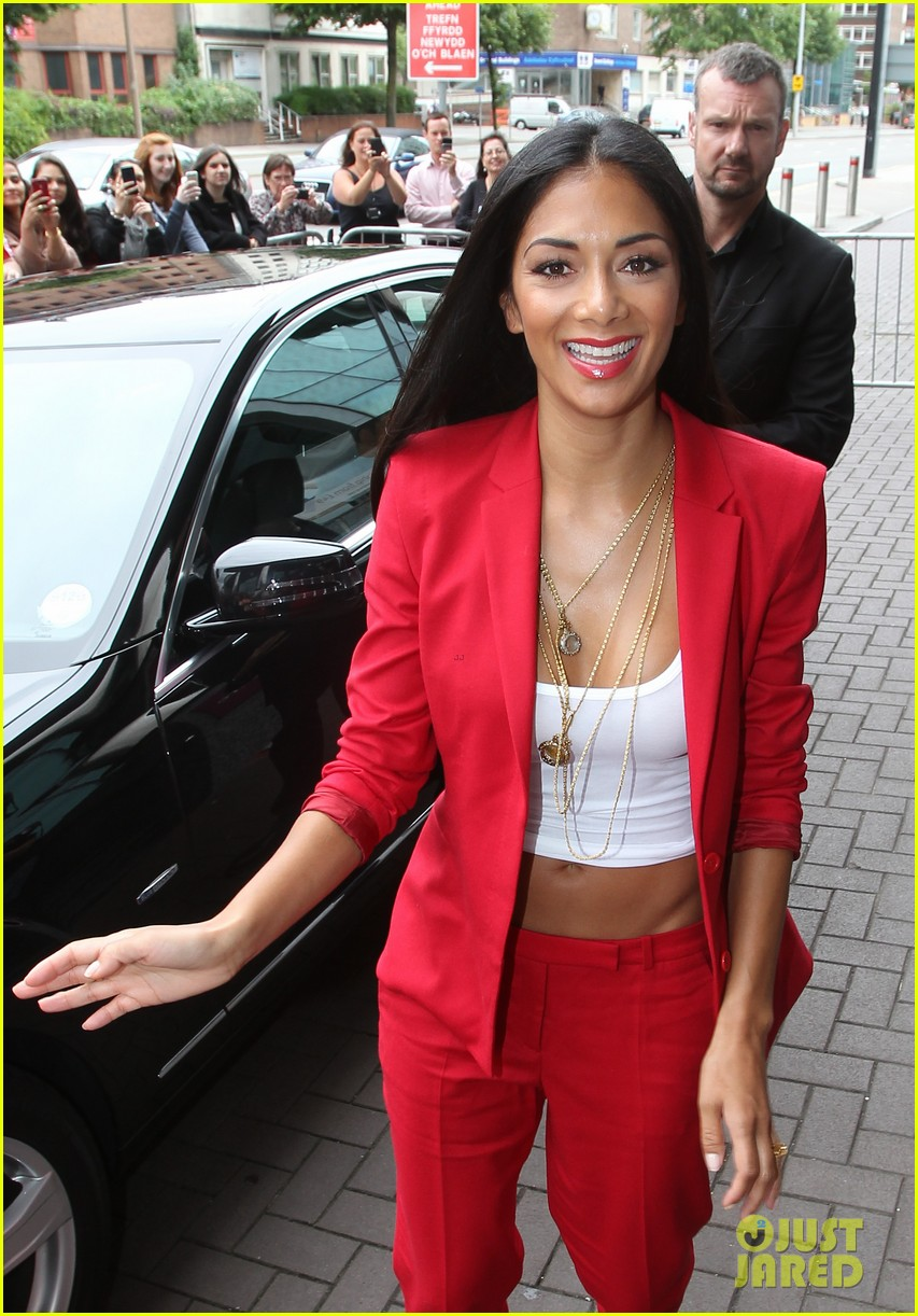 nicole scherzinger x factor uk cardiff auditions 14