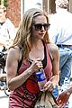 amanda seyfried jennifer carpenter hang in the big apple 02
