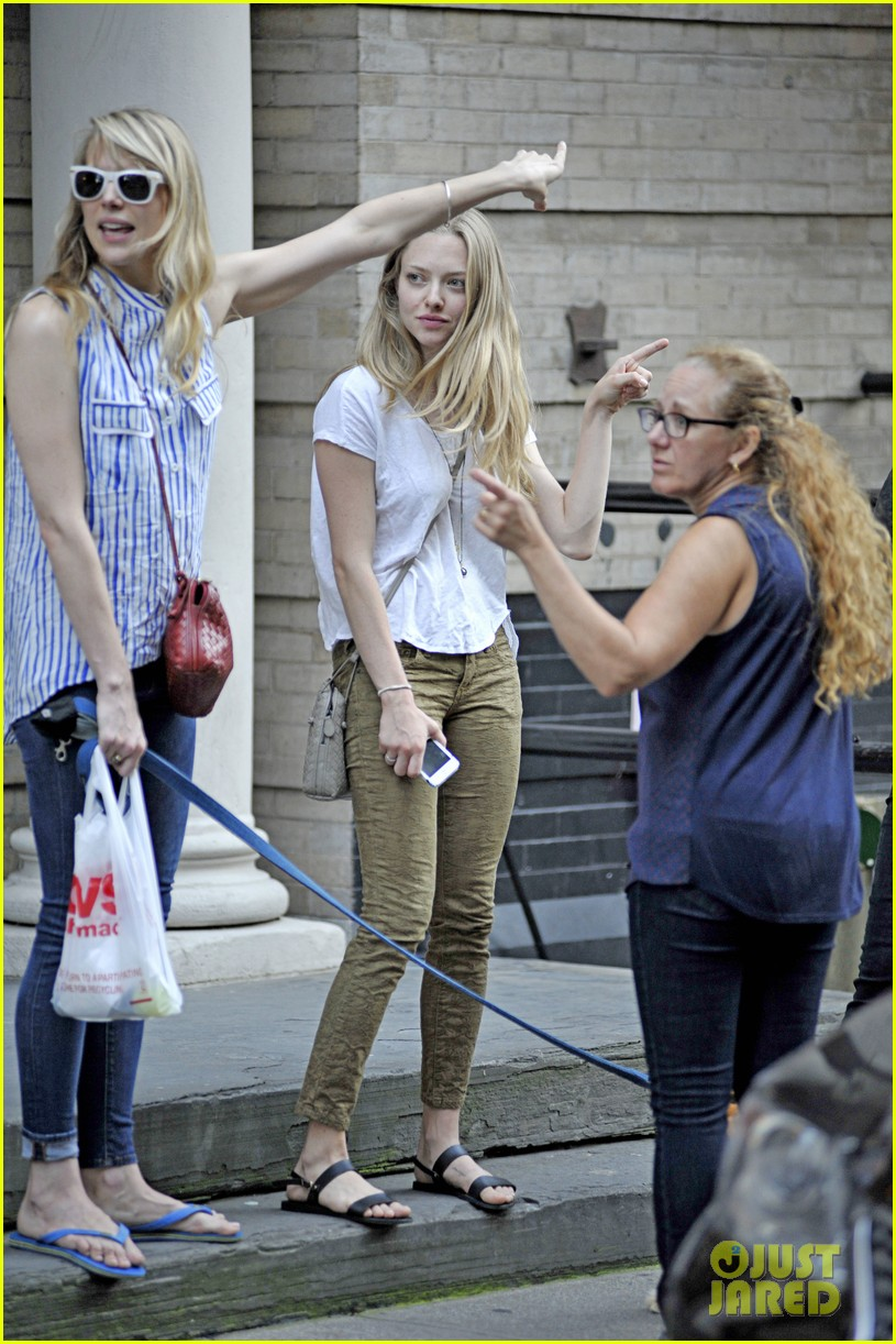 amanda seyfried lovelace promo work in new york 052920276