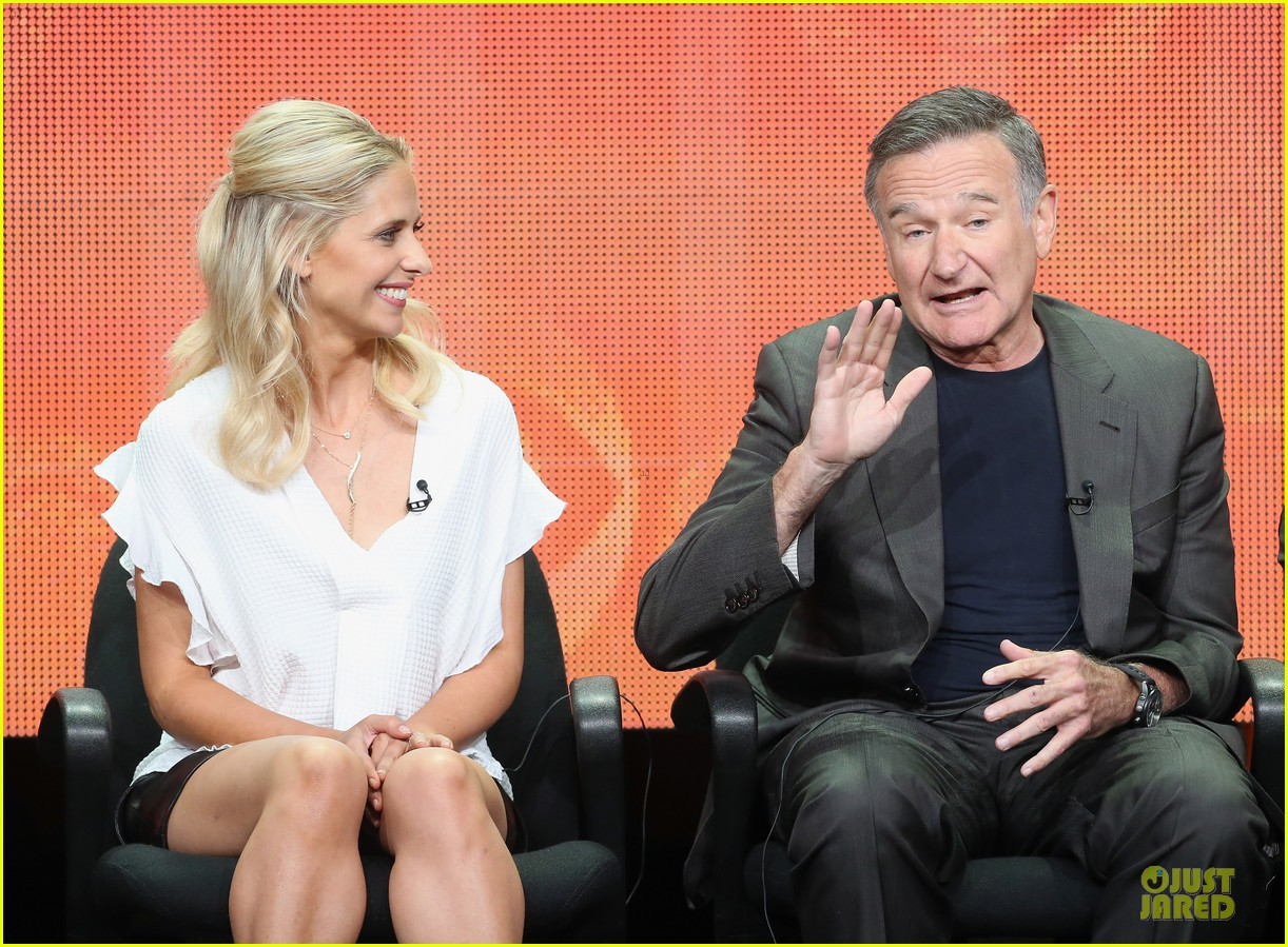 sarah michelle gellar the crazy ones at cbs summer tca tour 10