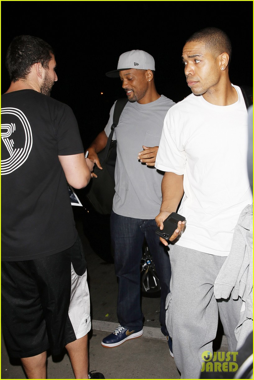 will smith from lax to jfk 08