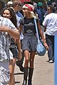 jaden smith fills up on sushi willow hits the flea market 02
