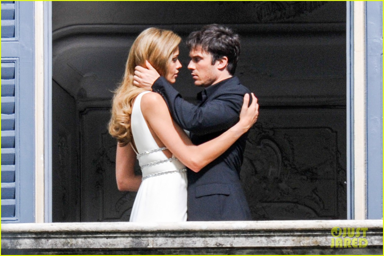 ian somerhalder gets steamy with brazilian model 092903333
