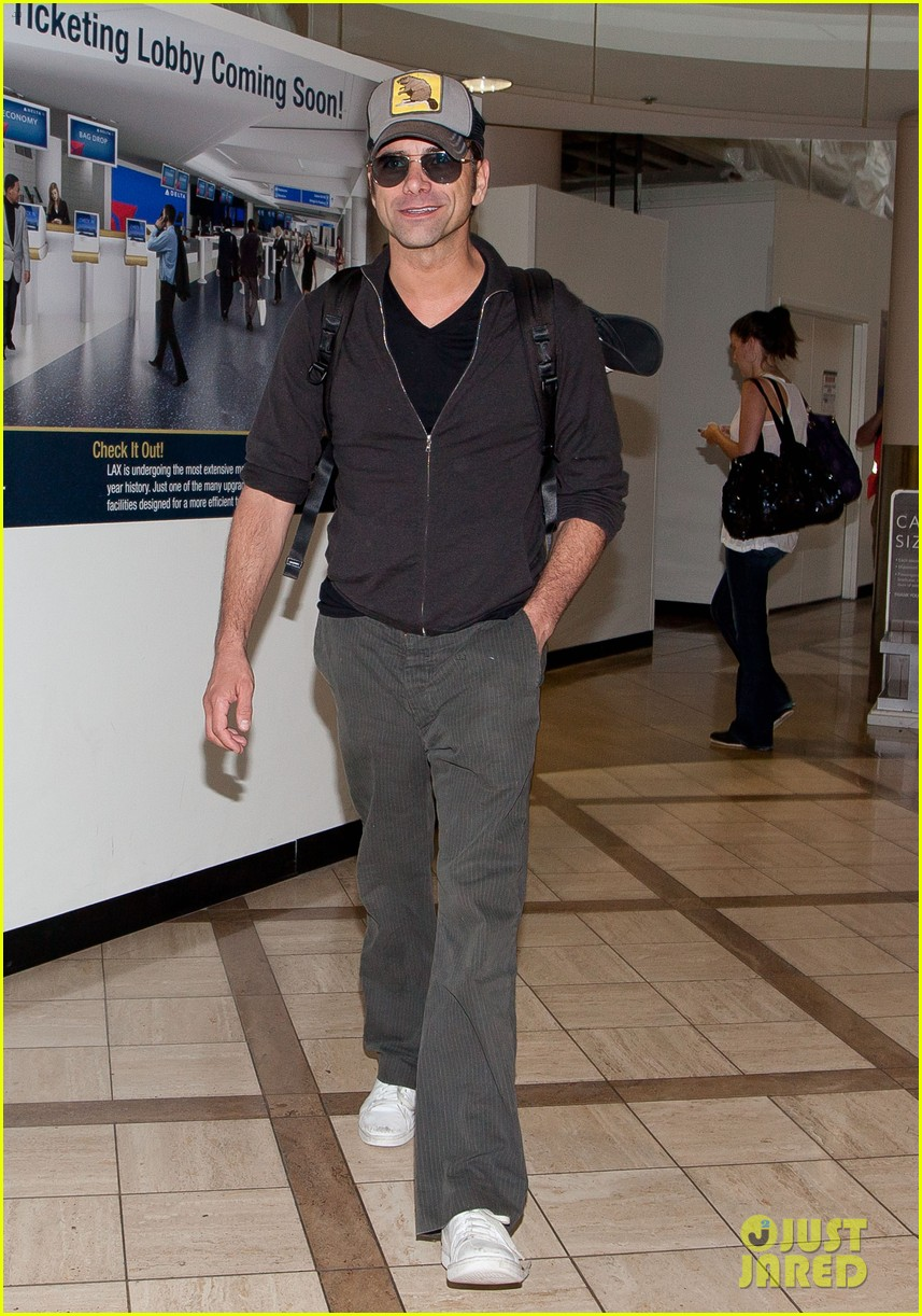john stamos i once gave away my super bowl tickets 092909176