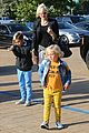gwen stefani kids have sunday dinner at nobu 15