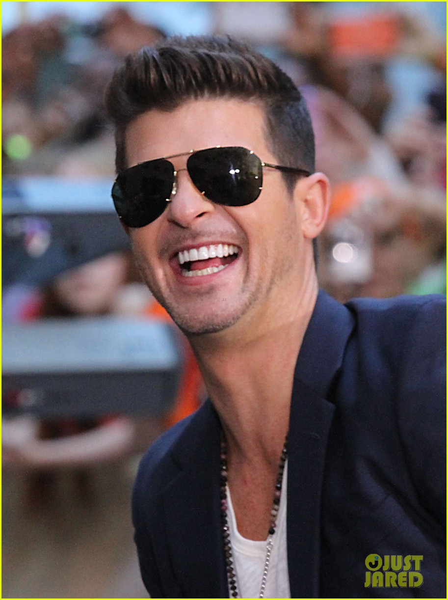 robin thicke today show performances watch now 022920106