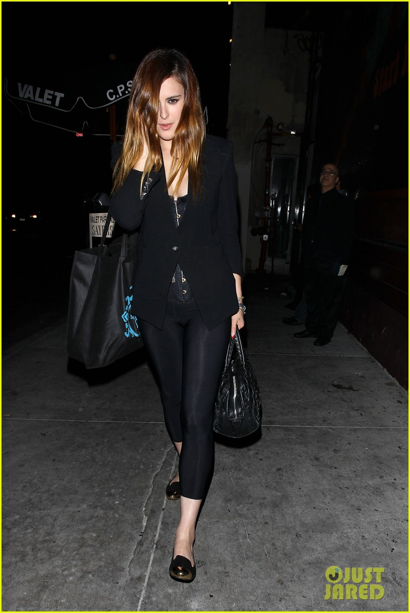 rumer willis performs at sayers club after pll guest spot 152920971