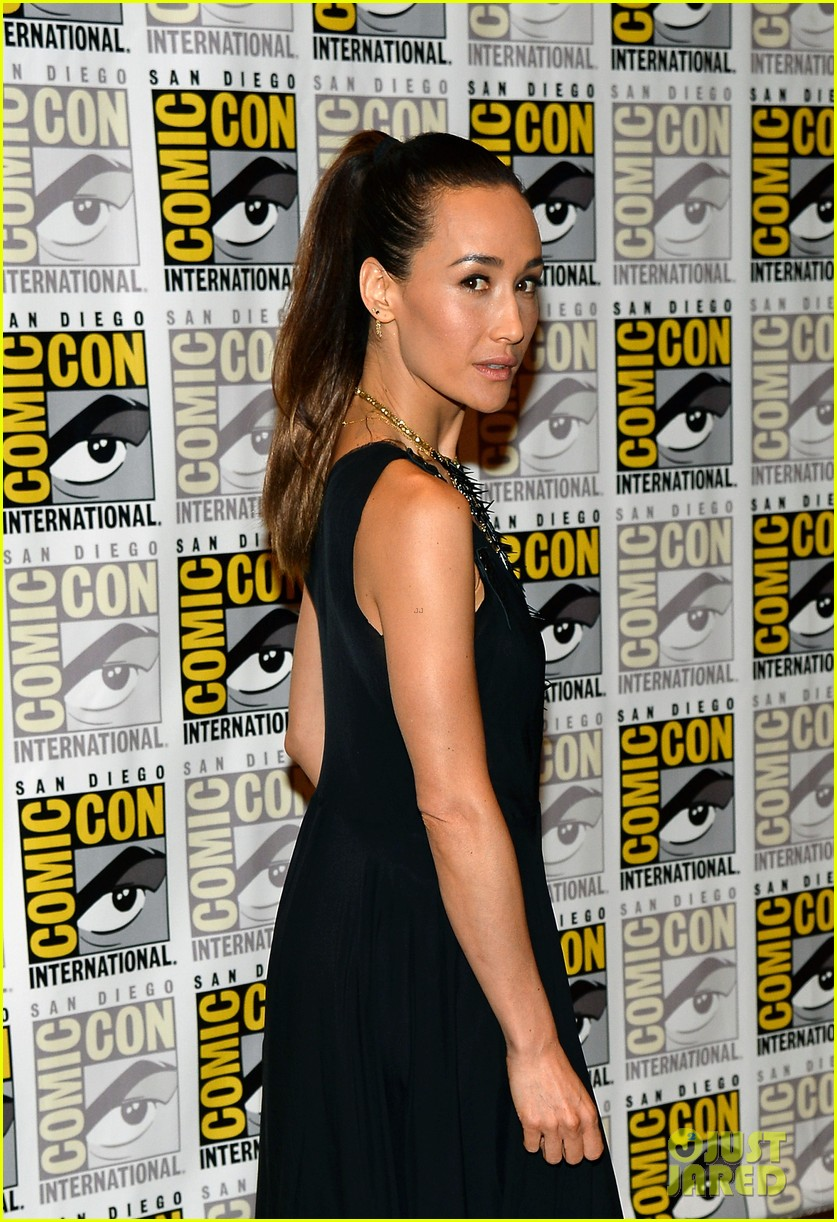 shailene woodley theo james divergent comic con panel 162911640
