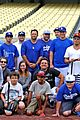 kevin zegers dylan obrien dodgers baseball clinic 05