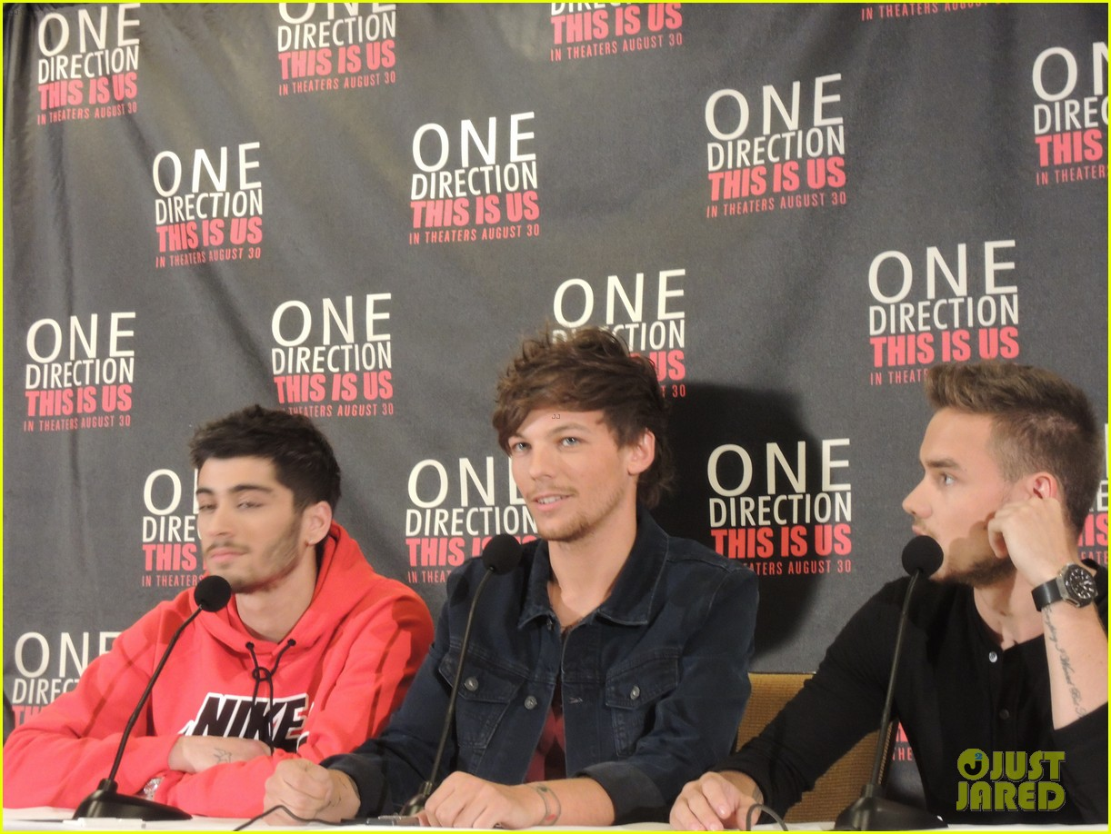 one direction this is us new york press conference 16