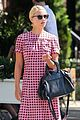 dianna agron repeats cute dress for nyc solo stroll 04