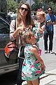jessica alba honor haven wear matching outfits 25