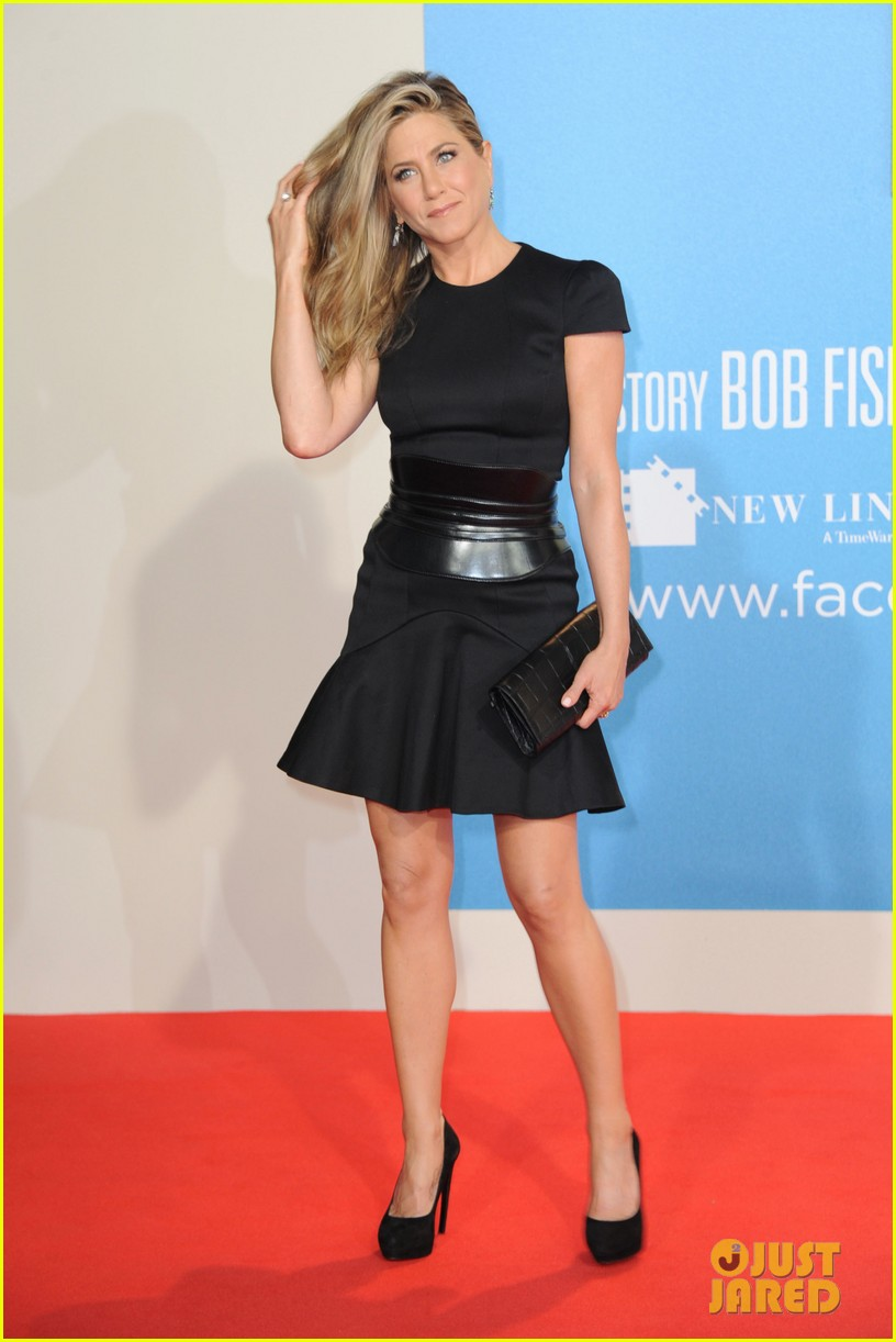 jennifer aniston were the millers berlin premiere 012930805