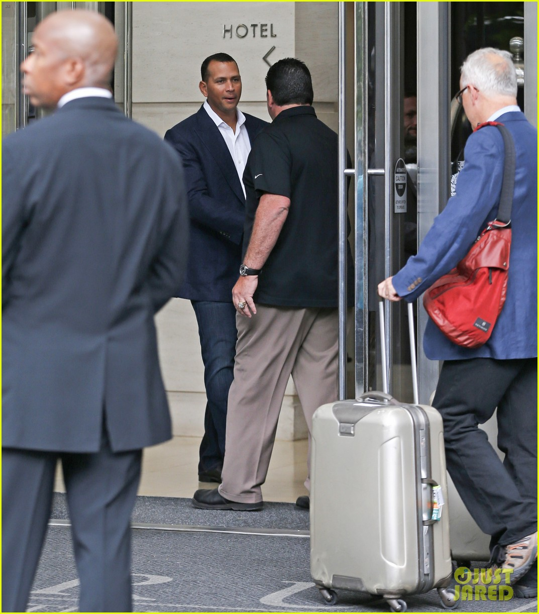 alex rodriguez steps out after record mlb suspension 062924156