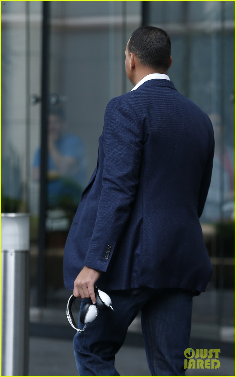 alex rodriguez steps out after record mlb suspension 20