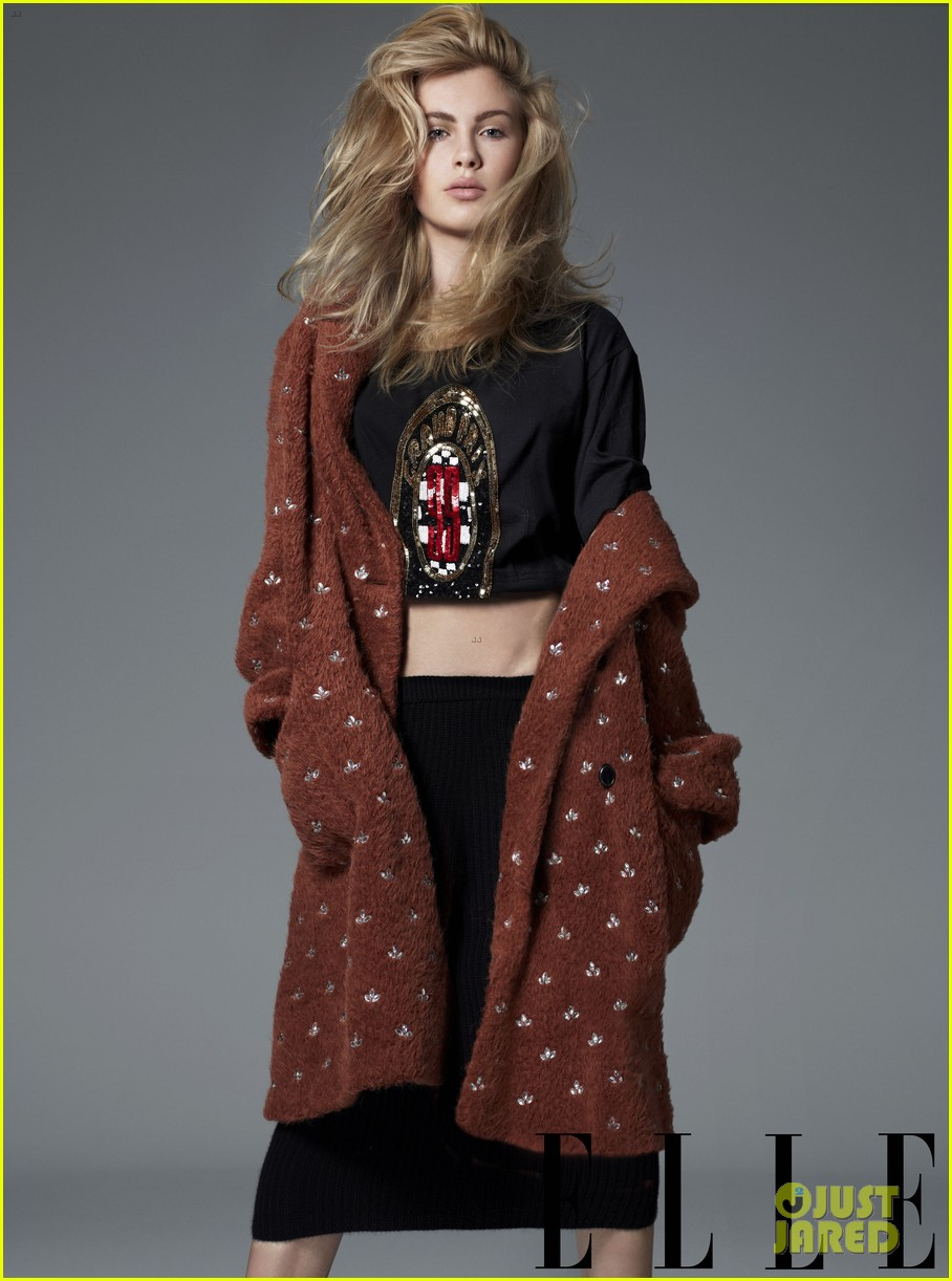 ireland baldwin elle september issue fashion feature 01