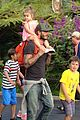 david beckham legoland with the kids 06