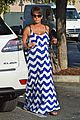 halle berry shows off large baby bump at bristol farms 07