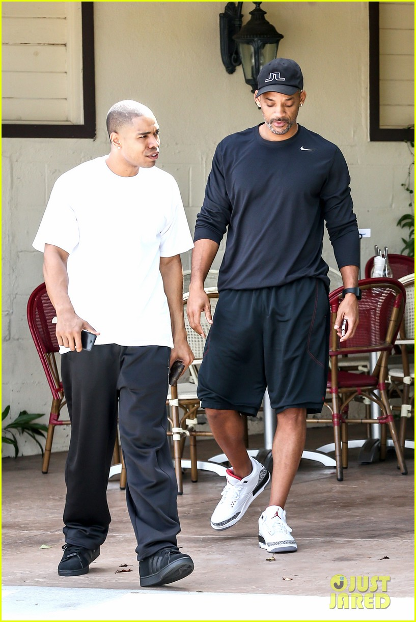 justin bieber hangs with his uncle will smith 09