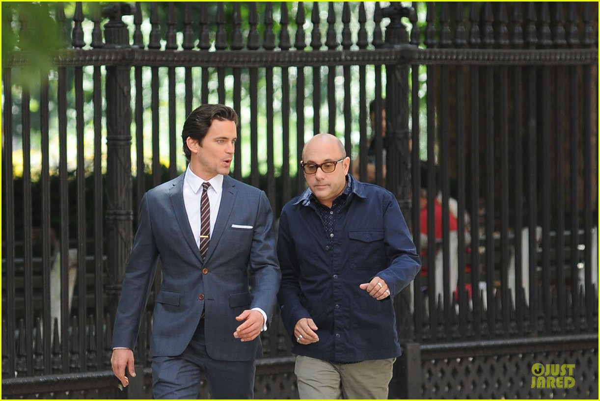 matt bomer white collar scenes with willie garson 02
