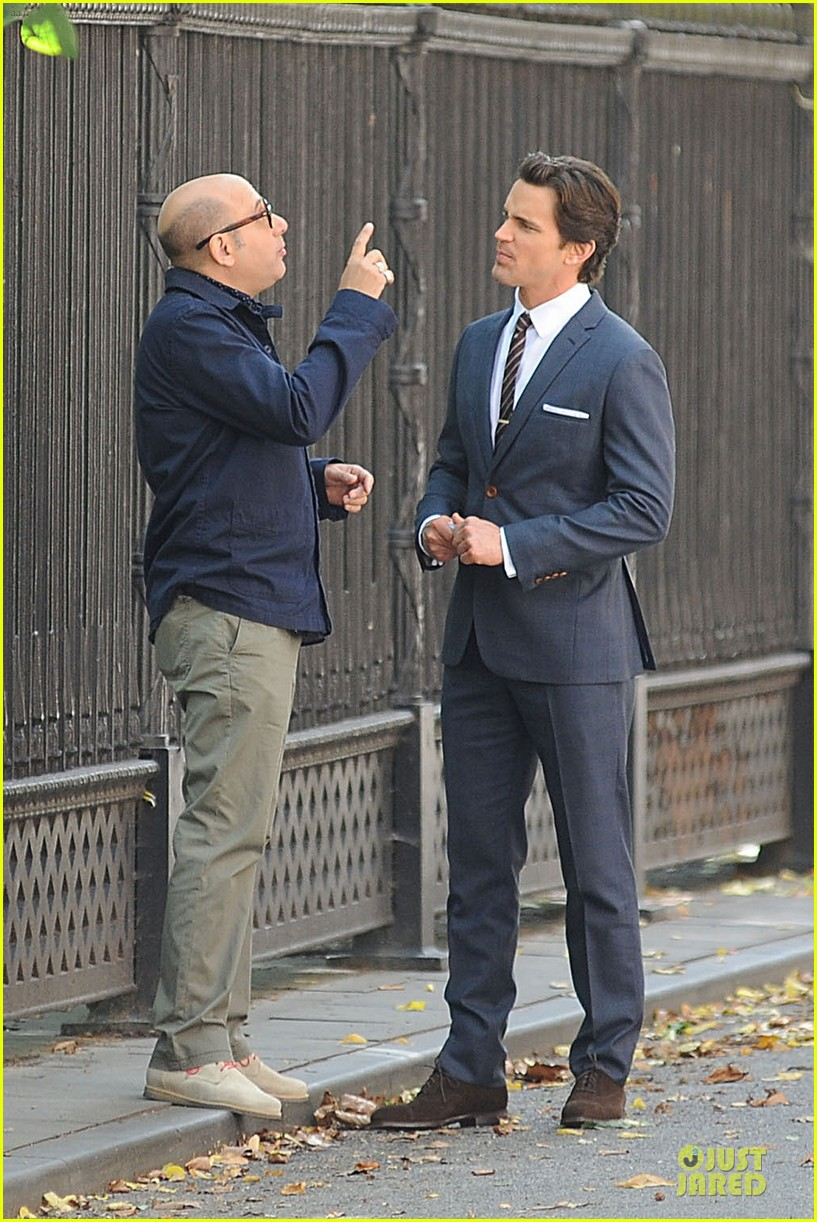 matt bomer white collar scenes with willie garson 052930194