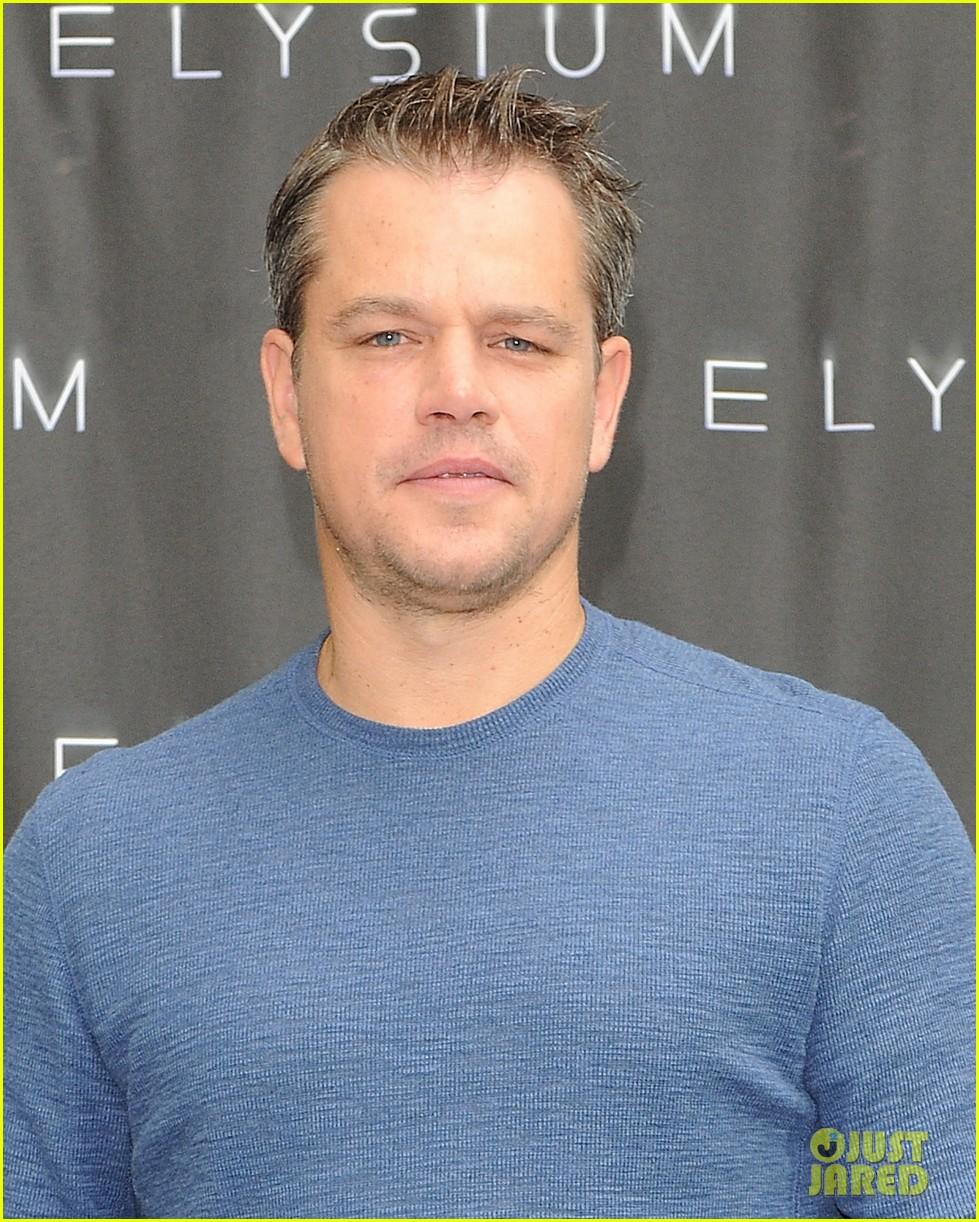 matt damon elysium los... Matt Damon