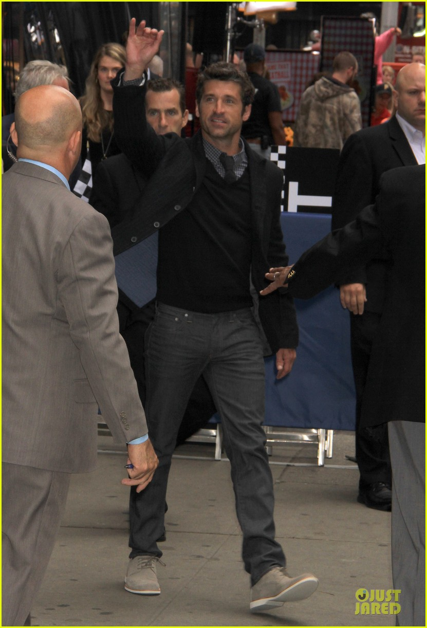 patrick dempsey moves fall fashion issue cover party 122938694
