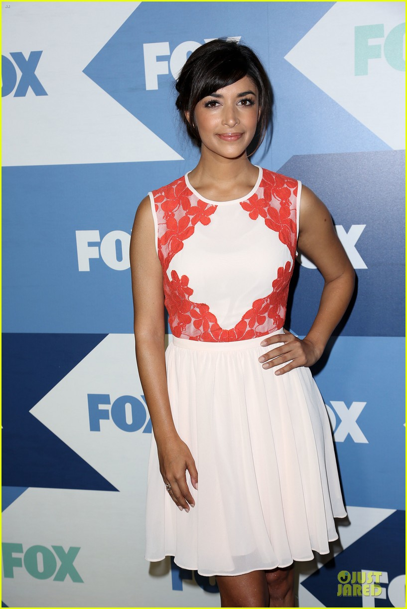 zooey deschanel new girl cast fox tca summer party 10