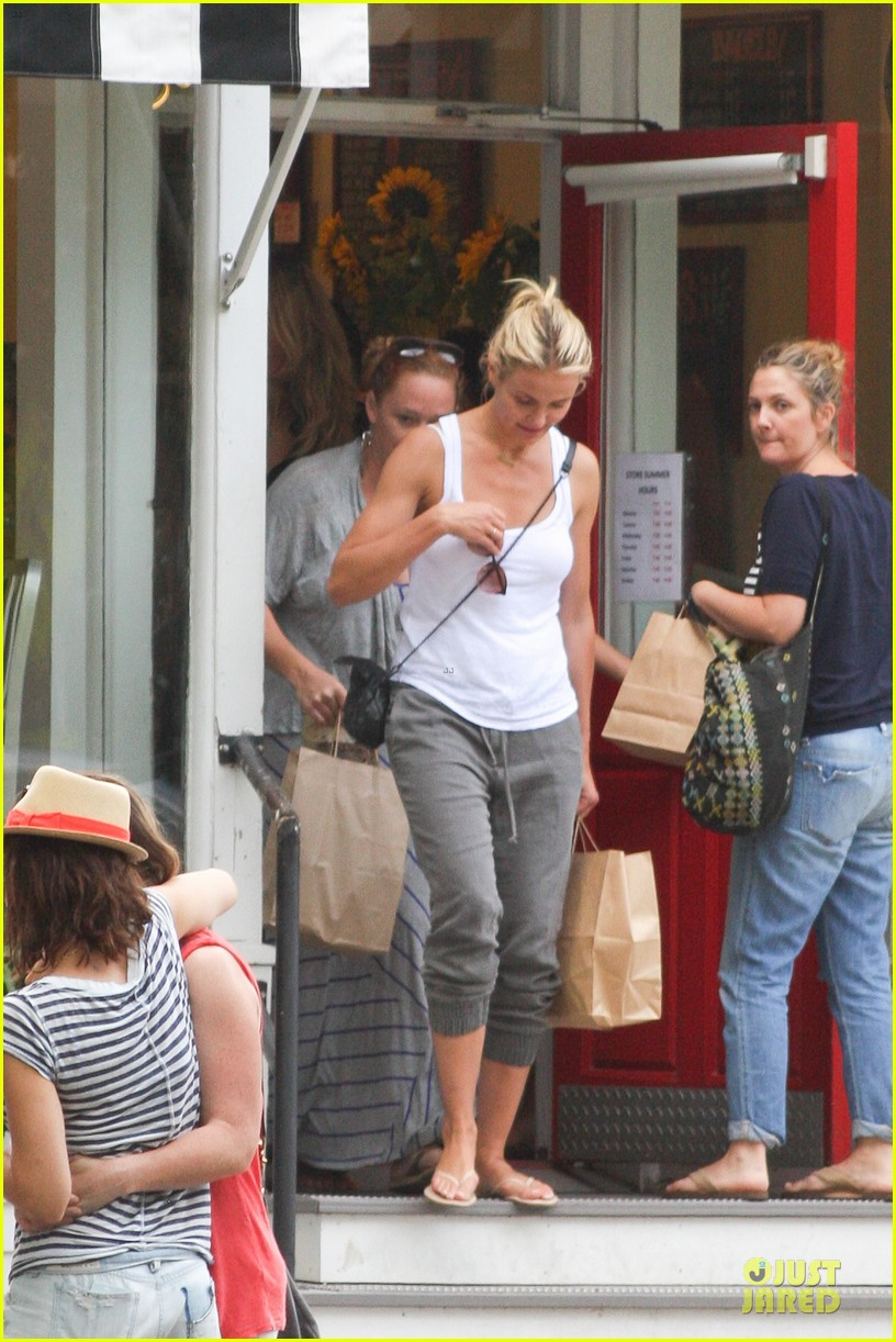 Cameron Diaz Muscle Arms