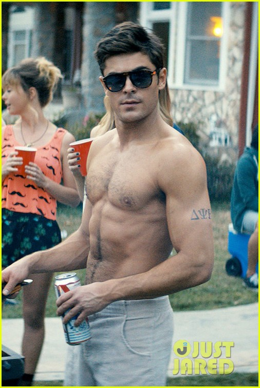 zac efron shirtless for neighbors still 062941354