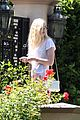 elle fanning visits friends on the weekend 15