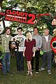 anna faris cloudy with a chance of meatballs 2 press event 03