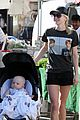 anna faris chris pratt celebrate son jack first birthday 07