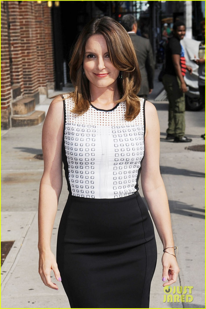 tina fey says shes a hot mess talks going to emmys 2013 022934918