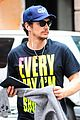 james franco plays with paint in new york city 01