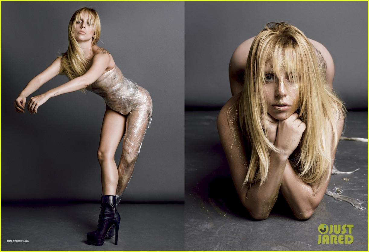 lady gaga final nude v magazine images 06