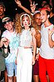 lady gaga wears clear face mask while meeting fans 13