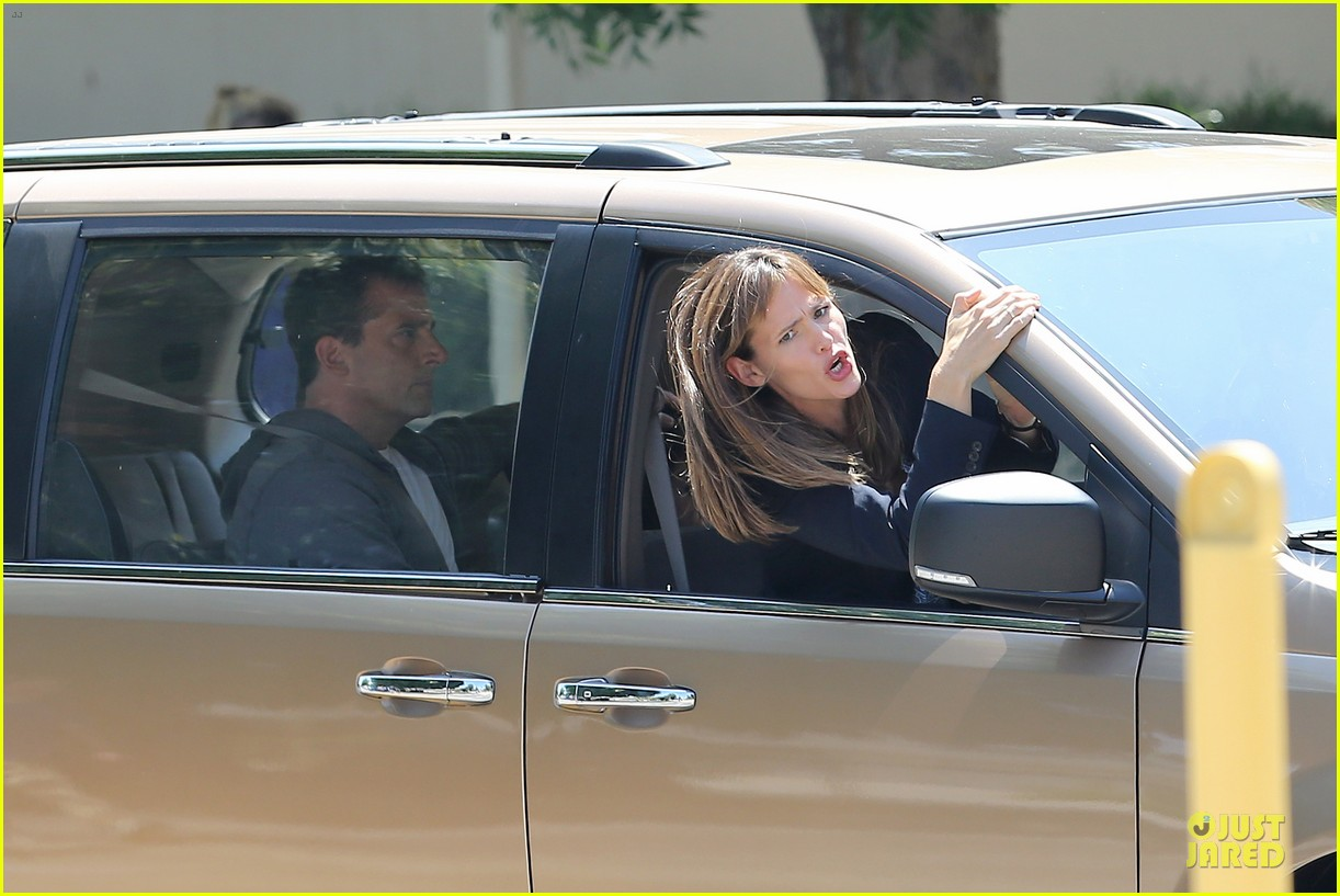 jennifer garner alexander set with steve carell 112933712