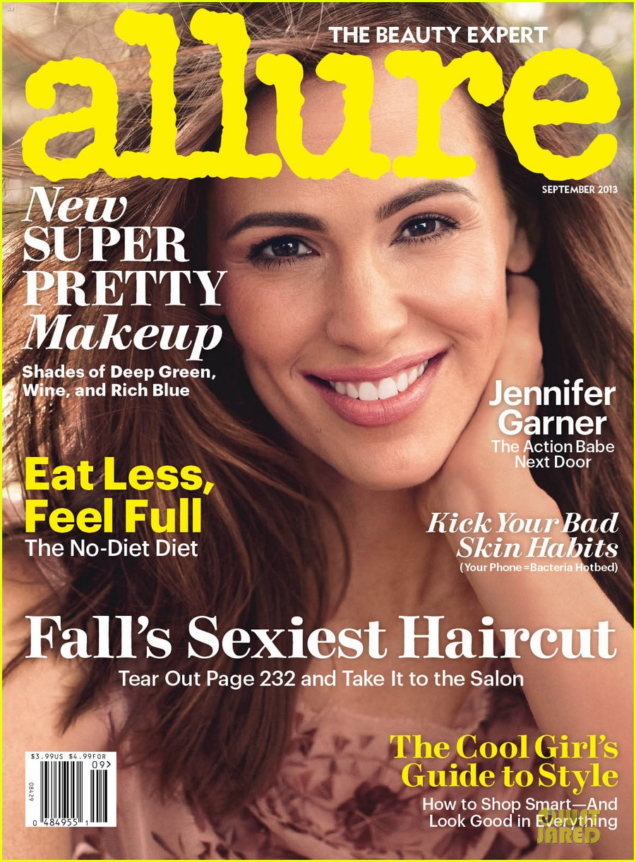 jennifer garner smiles for allure magazine september 2013 02