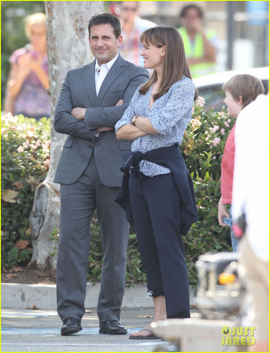 jennifer garner steve carell family freakout for alexander 10