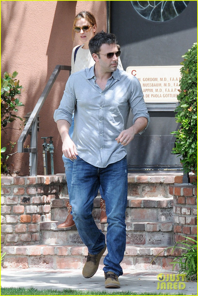 jennifer garner ben affleck share romantic weekend lunch 07