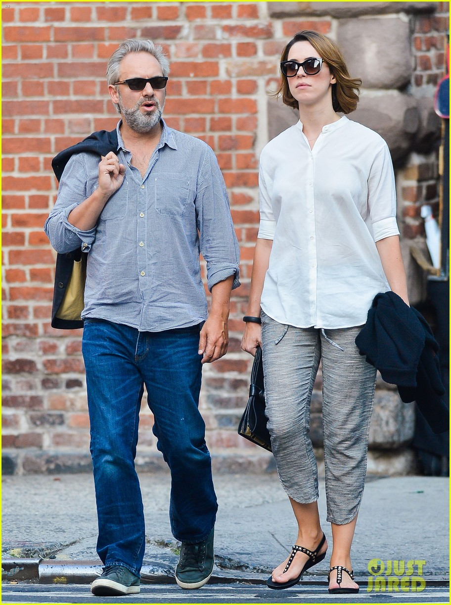 rebecca hall sam mendes saturday soho stroll 01