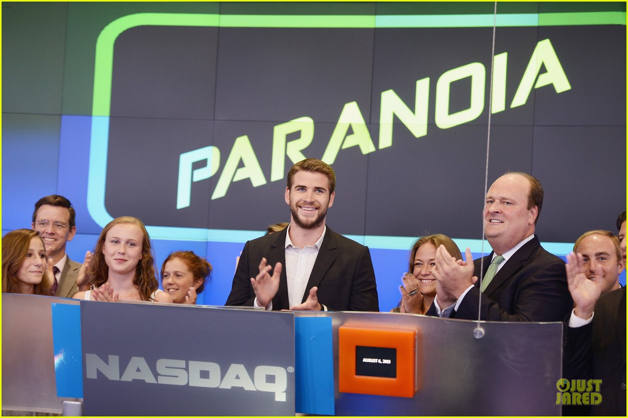 liam hemsworth i was pranked during paranoia love scene 052925005