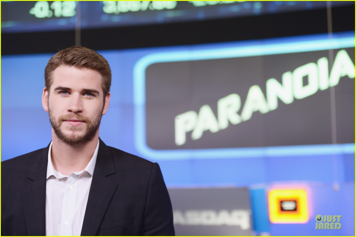 liam hemsworth i was pranked during paranoia love scene 062925006