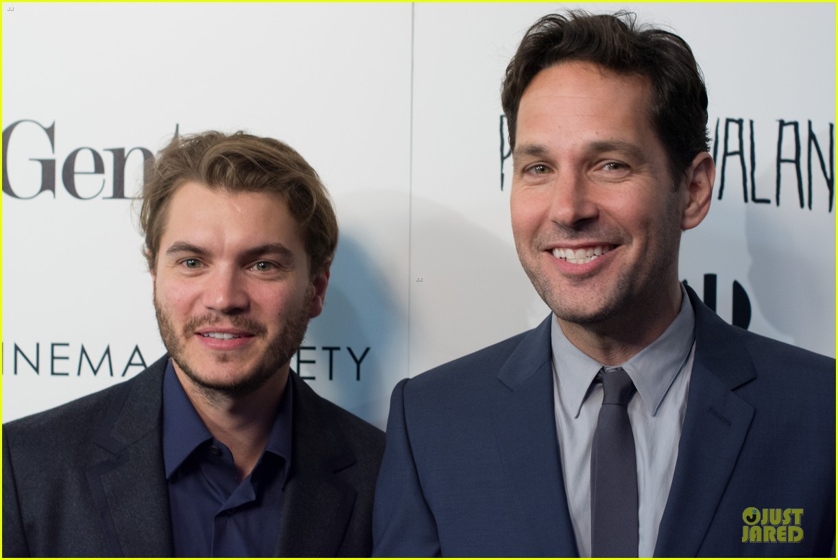 emile hirsch paul rudd prince avalanche nyc screening 10